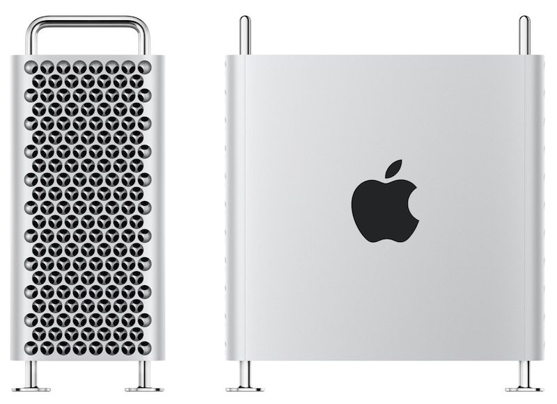 2019 Mac Pro Side And Front 800X581