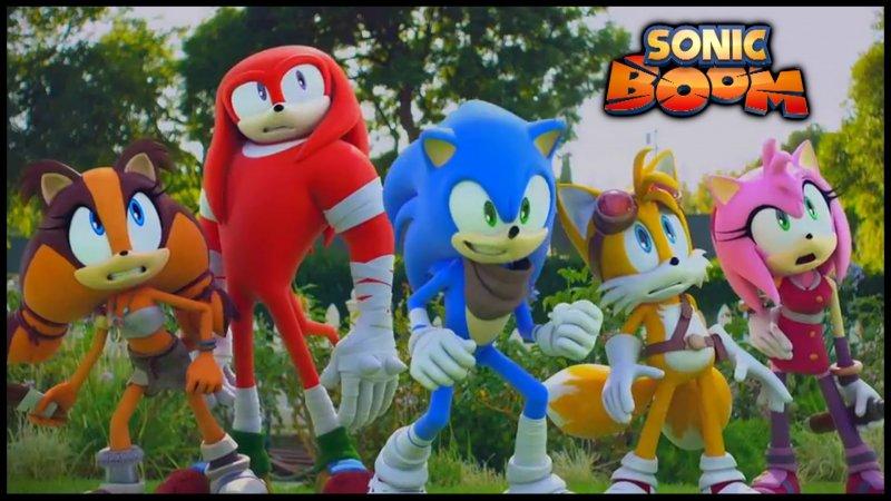 Sonic Boom 1