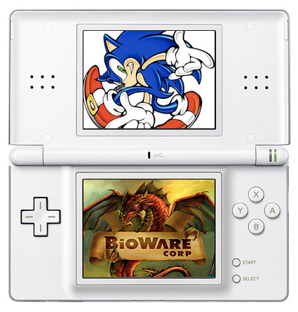 Sonic Ds Rpg Bioware