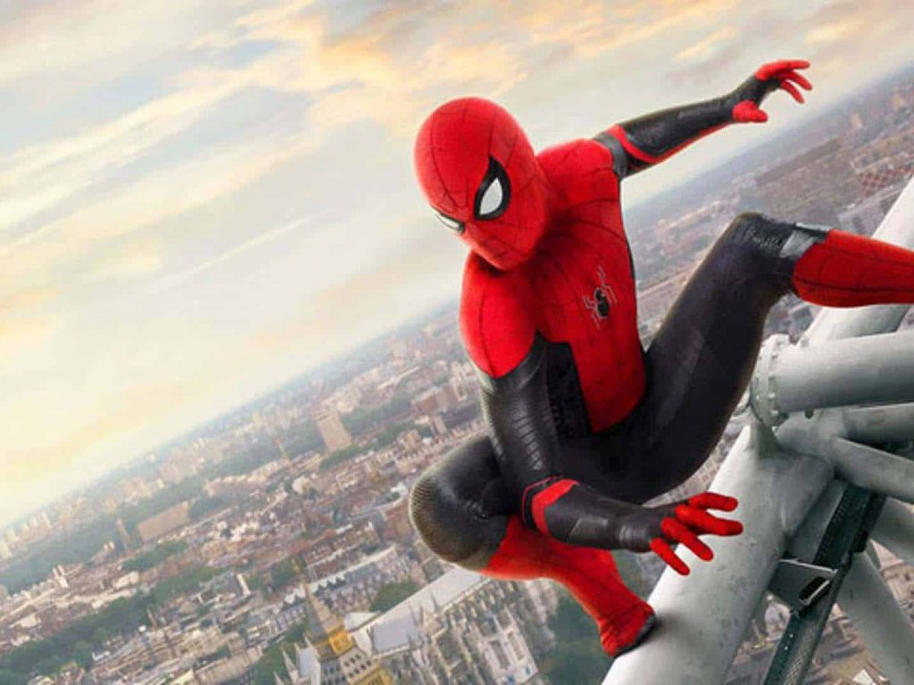 Spider-Man 3, the first trailer of the Sony film: that's when we could see it