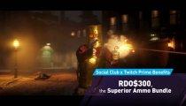 Red Dead Online - Trailer delle ricompense con Twitch Prime