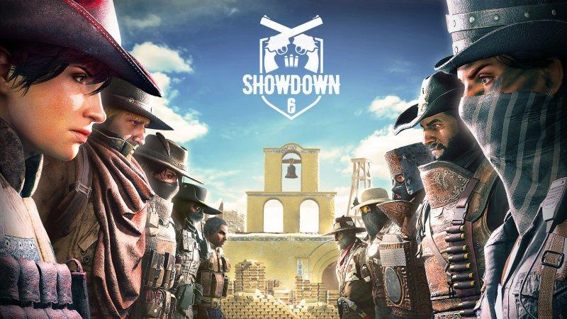 Rainbow Six Siege Showdown