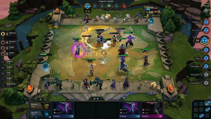 Teamfight Tactics 01