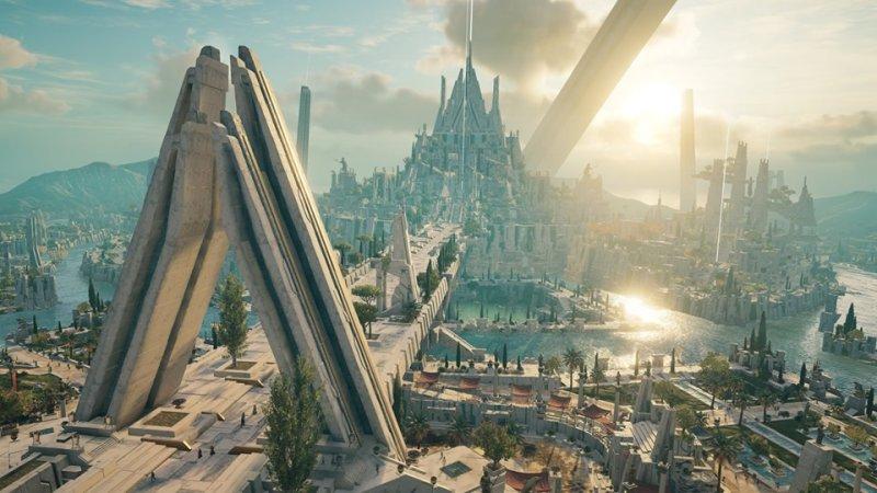 Assassins Creed Odyssey Giudizio Atlantide