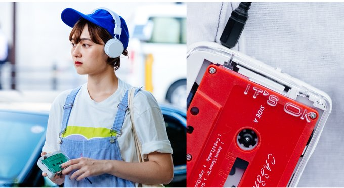 It S Ok Walkman Bluetooth