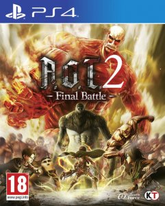 A.O.T. 2: Final Battle per PlayStation 4