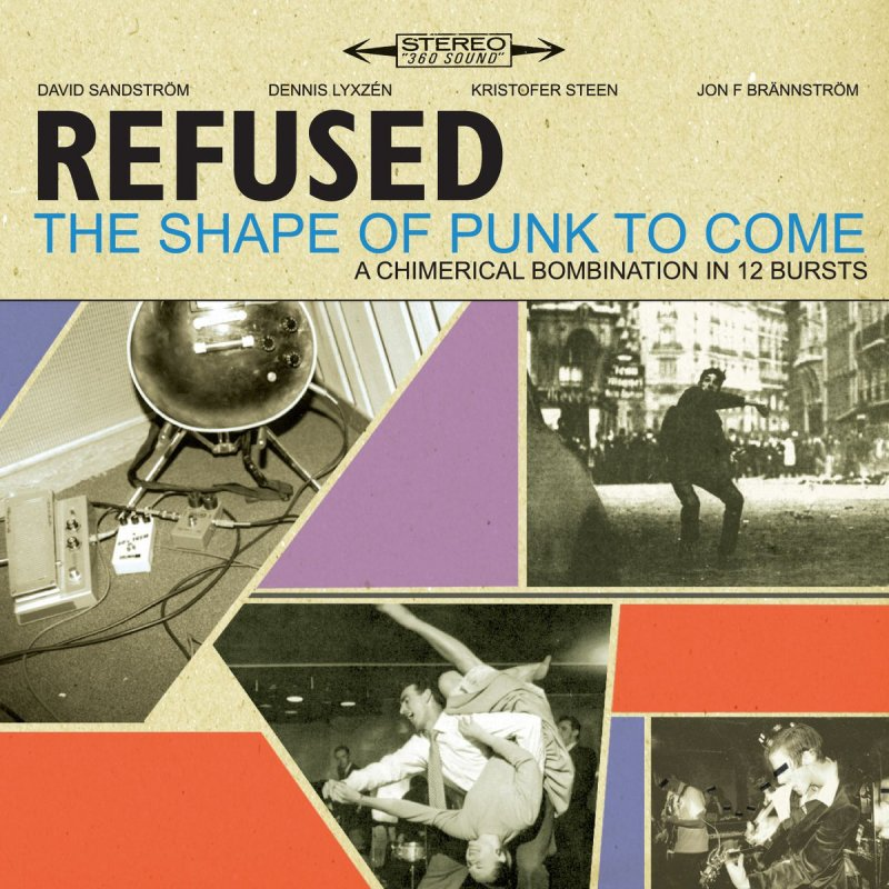 Refused Shape Punk Come
