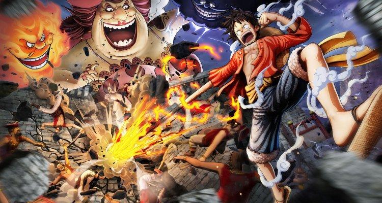 One Piece: Pirate Warriors 4, il provato dal TGS 2019