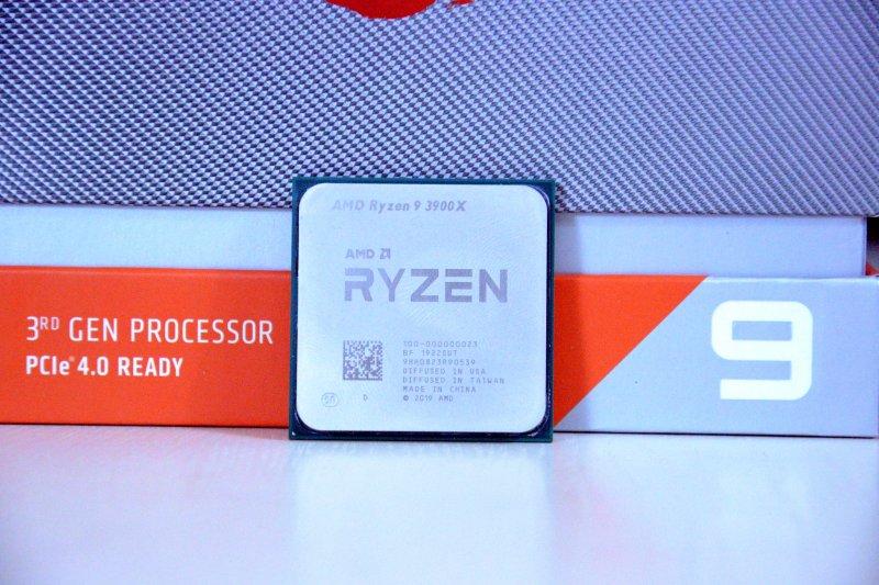 Ryzen 3900X