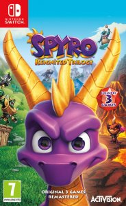Spyro: Reignited Trilogy per Nintendo Switch