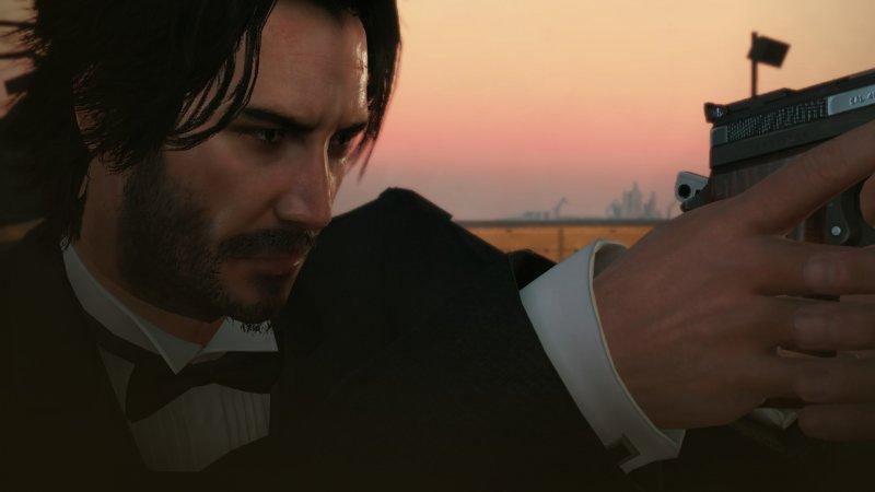 Keanu Reeves Mgs 5