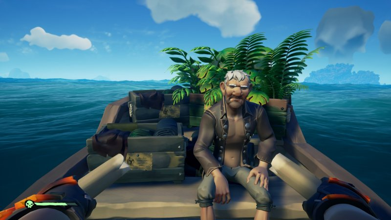 Sea Of Thieves F4