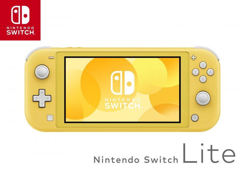 Nintendo Switch Lite 11