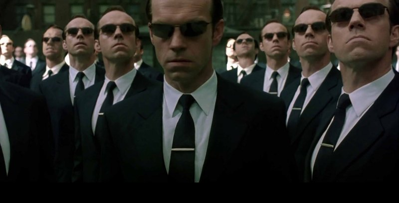 Agent Smith Android