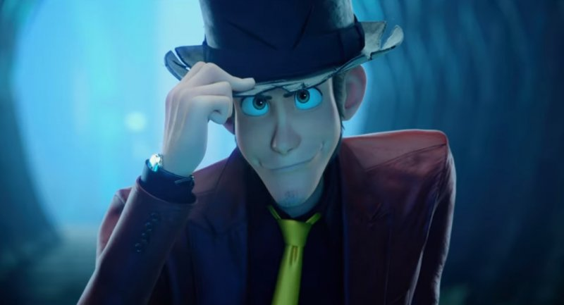 Lupin Iii Film 3D