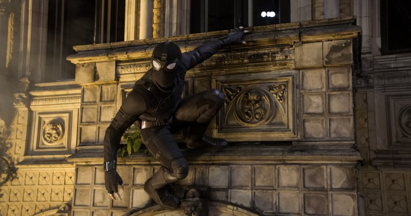 Spider Man Far From Home Night Monkey