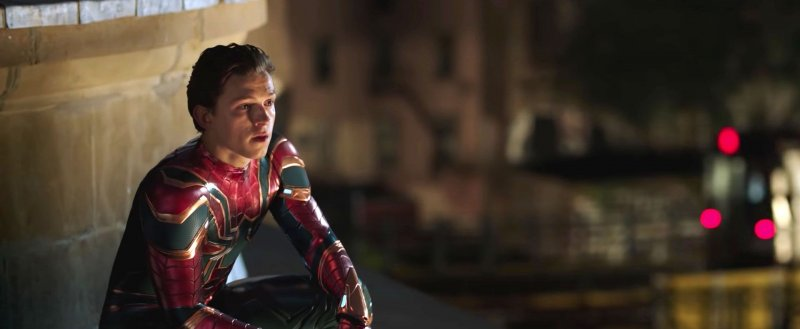 Spider Man Far From Home Tom Holland 1561990819