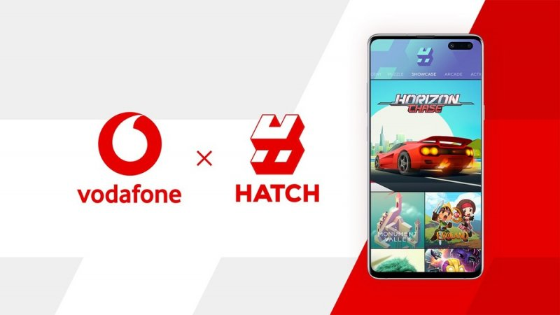 Vodafone Hatch 1