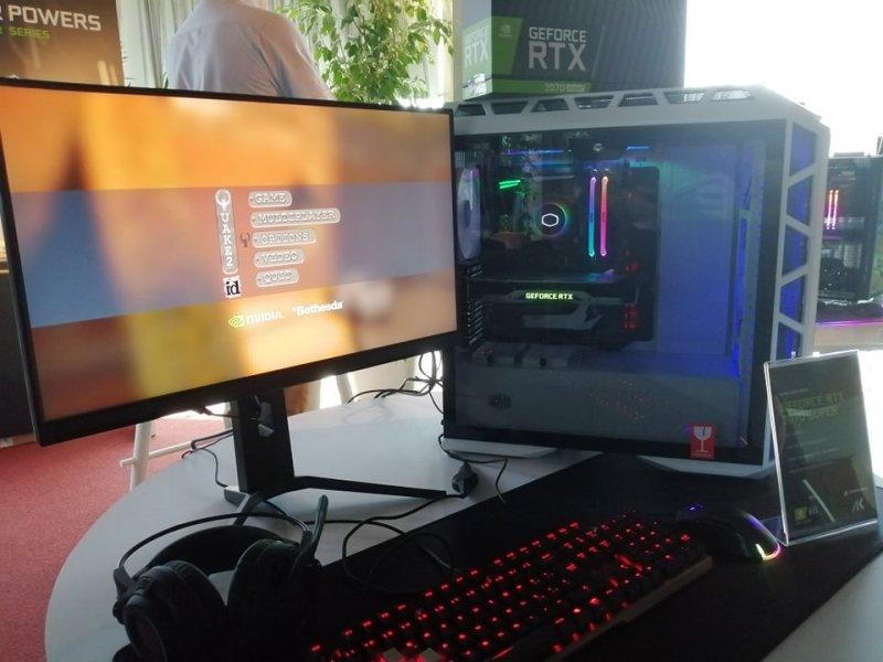 Nvidia Event 3