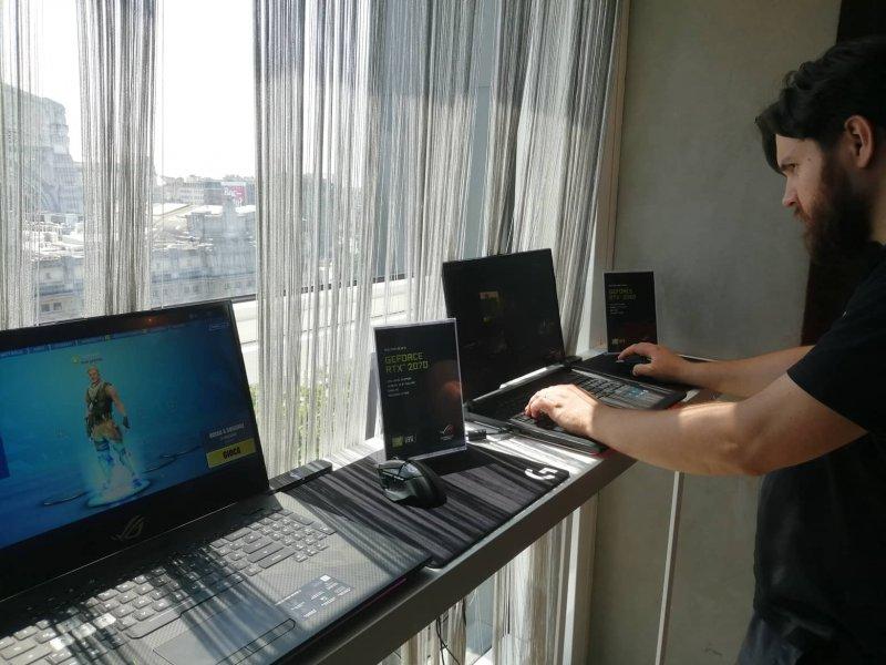 Nvidia Event 4