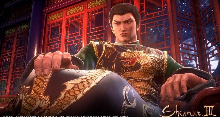 Shenmue 3, trailer di lancio per la nuova opera di Yu Suzuki