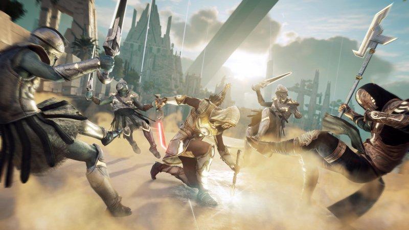 Assassins Creed Odyssey Il Giudizio Di Atlantide 1