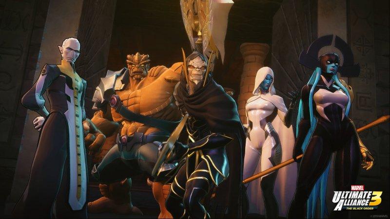 Marvel Ultimate Alliance 3 9