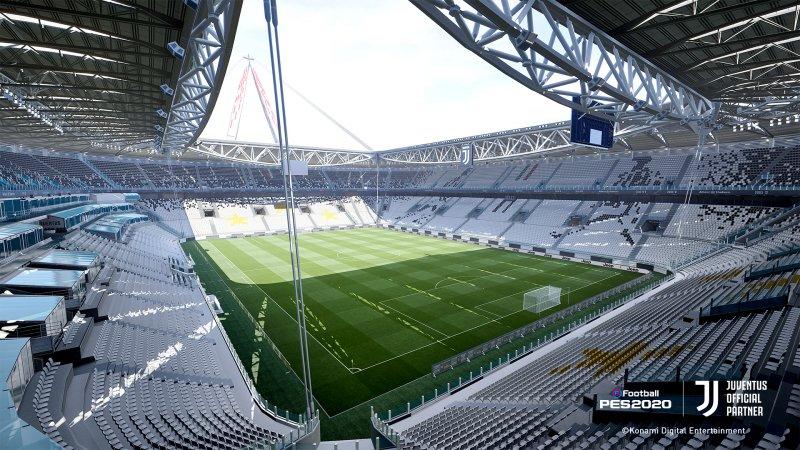 Pes2020 Allianz Stadium 1