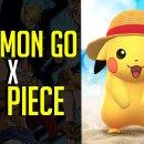Pokémon GO e One Piece insieme per una buona causa!