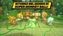 Super Monkey Ball: Banana Blitz HD - Trailer d'annuncio