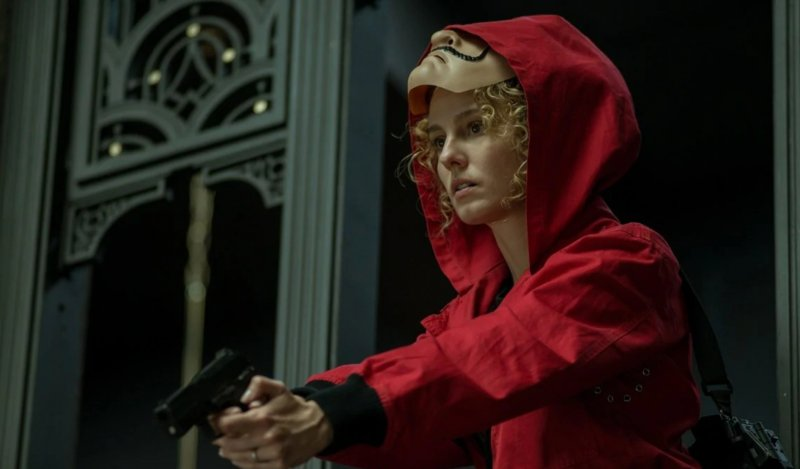 Stoccolma La Casa Di Carta 3 Netflix