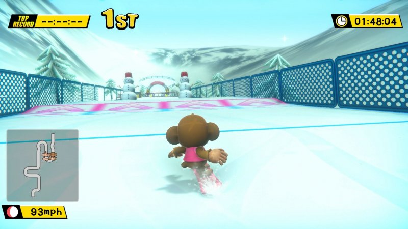Super Monkey Ball Banana Blitz Hd 1