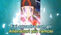 "Pokémon Masters - Trailer ""Lotta come mai prima d'ora"""