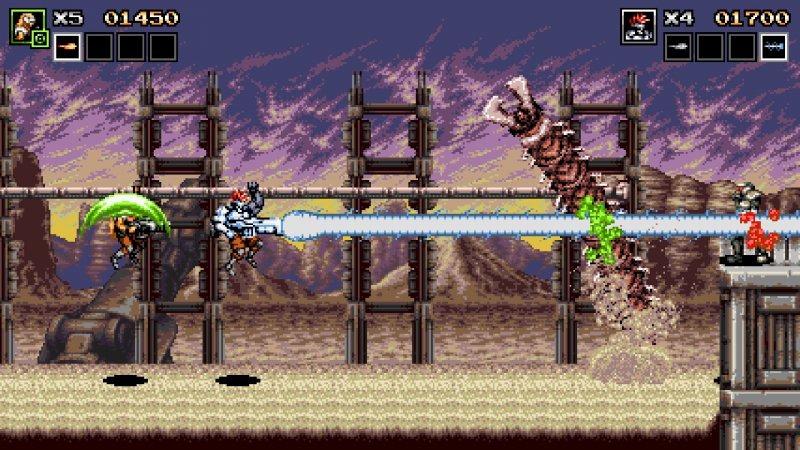 Blazing Chrome 00003