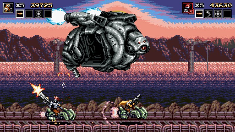 Blazing Chrome 00004