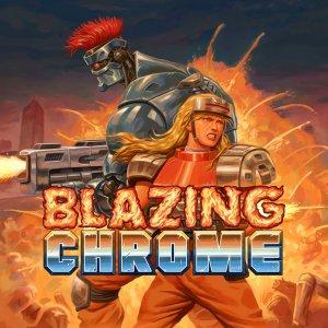 Blazing Chrome per Nintendo Switch