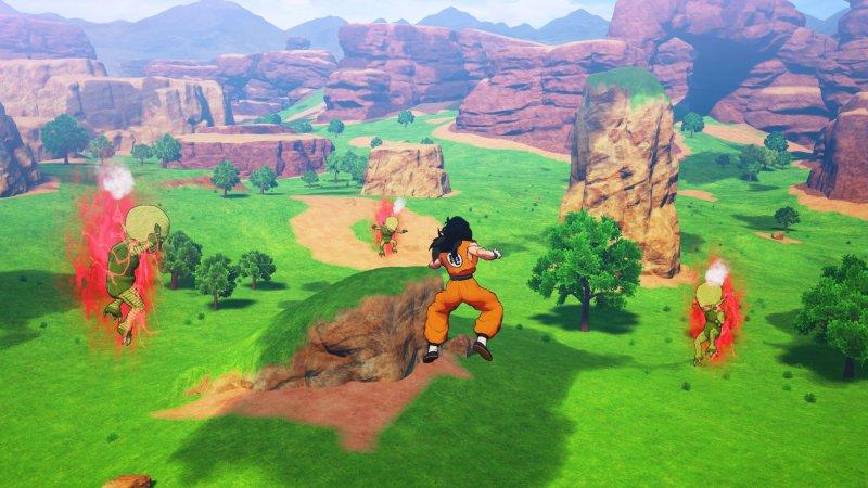 Dragon Ball Z Kakarot 13