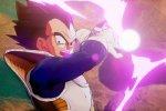 Dragon Ball Z: Kakarot, Vegeta in un video di gameplay dal TGS 2019 - Video