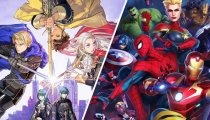 Fire Emblem: Three Houses VS Marvel Ultimate Alliance 3 - GDR dell'estate su Switch