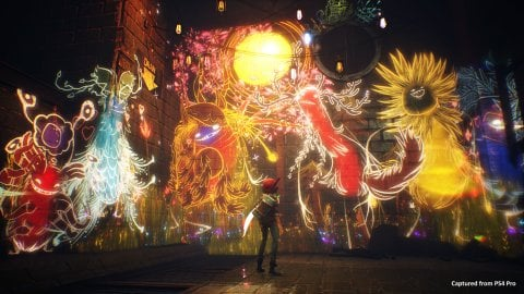 PS5: PixelOpus with Sony Animation for a new game, after Concrete Genie