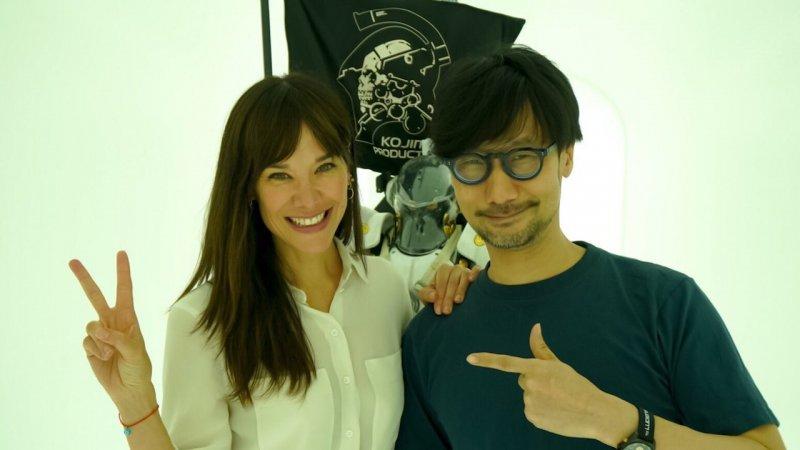 Hideo Kojima Jade Raymond