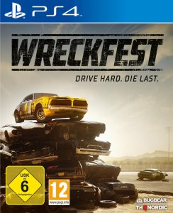 Wreckfest per PlayStation 4