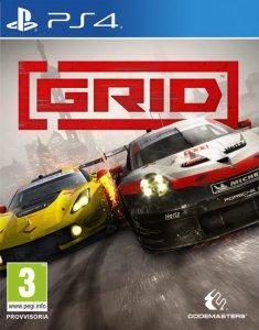 GRID per PlayStation 4