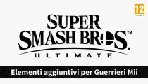 Super Smash Bros. Ultimate - Trailer degli Elementi per Guerrieri Mii #2