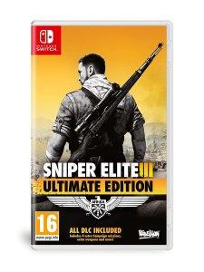 Sniper Elite III Ultimate Edition per Nintendo Switch