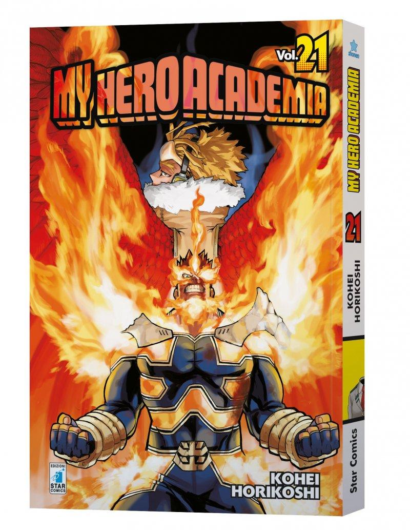 My Hero Academia Volume 21 1