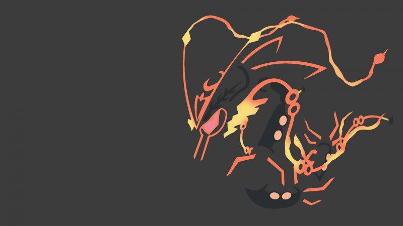 Pokemon Go Rayquaza Shiny 1