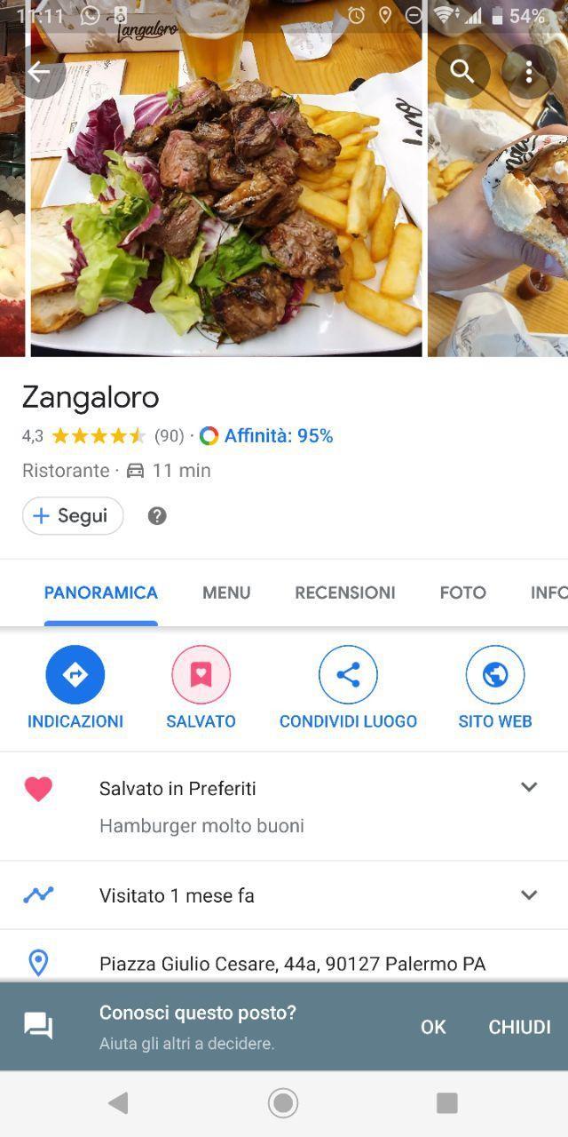 Google Maps Elenchi Privati 1