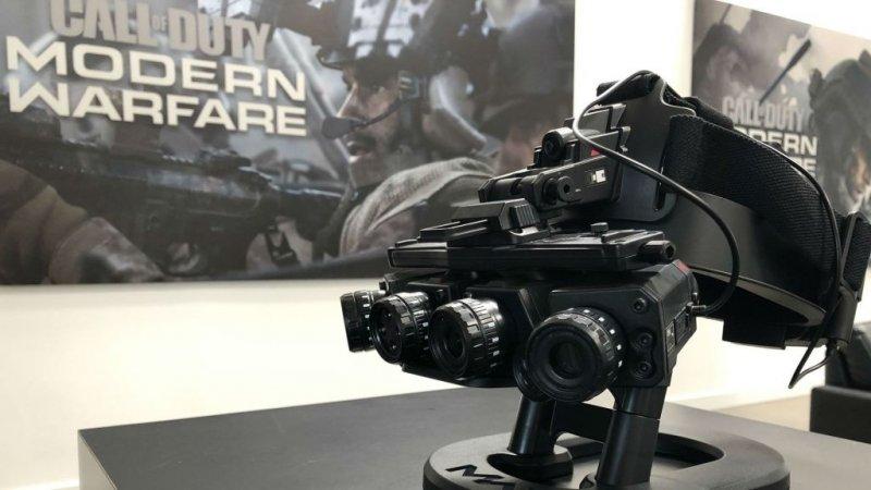 Modern Warfare Visore 3