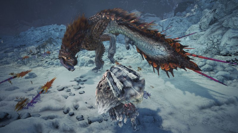 Monster Hunter World Iceborne 10